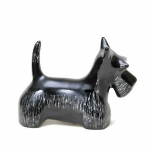 Cmielow Porcelain  Scottie Dog