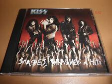 KISS hits CD x in sex BETH rock hard DEUCE lick it up CALLING DR LOVE gun