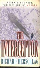 The Interceptor by Richard Herschlag (1998, Paperback)