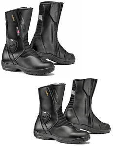 Sidi Gavia Gore Motorcycle Motorbike WP CE Approved Touring And Urban Boots