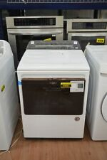 """Whirlpool Wed7120Hw 27"""" White Front Load Electric Dryer Nob #93897 Hrt"""