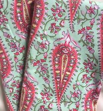 Fabric Destash- Amy Butler Fabric- Love Cypress Paisley In Blush- OOP