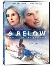 6 Below: Miracle On The Mountain DVD  Free Shipping