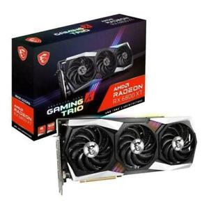 MSI AMD Radeon RX 6800 XT Gaming X Trio 16GB GDDR6 Graphics Card