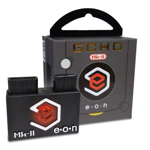 GCHD MK-II HD Out Adapter for GameCube (Black & Indigo available)