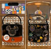 """New Disney Parks 2020 Pin """"I Collect Villains"""" Limited Edition Hinged Trading"""