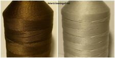TOP QUALITY DURAFIX 100% POLYESTER THREAD 10'S, 1000MTR SPOOL