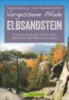 Wanderführer Elbsandsteingebirge 31 Touren Sächsische Schweiz Wandern Buch Karte