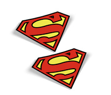 SuperMan LOGO VINYL 3M, VINYL STICKER, (BUY 1 GET 2) FREE SHIPPING
