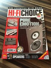 HI-FI Choice CD Amp Speakers Sub Music Cables Etc Issue No 290 February 2007