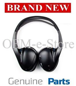 2007 to 2014 GMC Sierra Yukon Rear Entertainment Wireless Headphones ONE Genuine