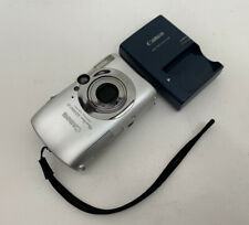 Canon PowerShot Digital ELPH SD990 IS / 14.7MP Digital Camera + Charger TESTED