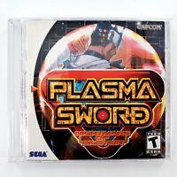 Plasma Sword: Nightmare of Bilstein (Sega Dreamcast, 2000) Complete Tested READ