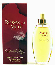 (GRUNDPREIS 133,00€/100ML) PRISCILLA PRESLEY ROSES & MORE 30ML EDT SPRAY OVP