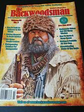THE BACKWOODSMAN MAGAZINE Vol.36 #1 Jan/Feb 2015