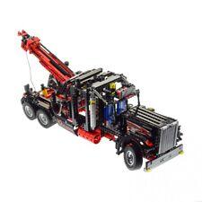 1 x Lego Technic Set Modell Traffic 8285 Tow Truck Abschlepp Wagen LKW schwarz r