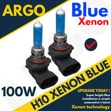 H10 Azul Hielo 100w Vision Todoterreno 710 Hid Faro Niebla Coche Bombillas 12v