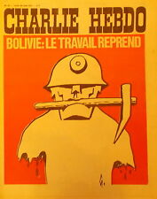"""CHARLIE HEBDO"" 30 août 1971  -numéro 41-"