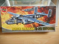 Model Kit Airfix North American B-25 Mitchell on 1:72 in Box (sealed)