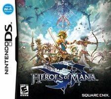 Heroes of Mana Nintendo DS Brand New