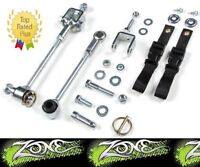 "1997-2006 Jeep Wrangler TJ Zone Front Sway Bar Disconnects for 0-2"" Lift Kits"