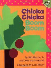 Chicka Chicka Boom Boom by Bill Martin Jr., John Archambault