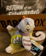 New listing Barkbox Bark Dog Toy Franken Bird 2 Part Toy Halloween Frankentoys Oct 2019 Nwt