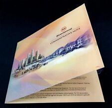 SINGAPORE 20 Dollars 2019 Bicentennial Commemorative w/Folder UNC Uncirculated
