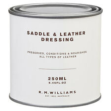 R.M. Williams Saddle & Leather Dressing 200g Neutral