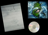 Airbrush Schablone Step by Step / Stencil / Auge / 0657 i look & Anleitungs CD