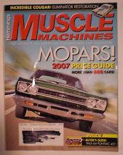 Hemmings Muscle Machine June 2007 Vol. 4 Issue 9