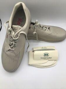 "Men's SAS ""Time Out"" Bone Leather TriPad Comfort Oxford  13 N Diabetics Shoes"
