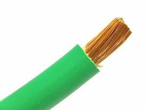 Battery & Welding Cable Copper 4/0, 3/0, 2/0, 1/0 thur 8 AWG Size By the Foot