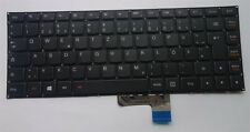 CLAVIER IBM LENOVO IDEAPAD YOGA 3 14 700-14isk Rétroéclairage Keyboard backight