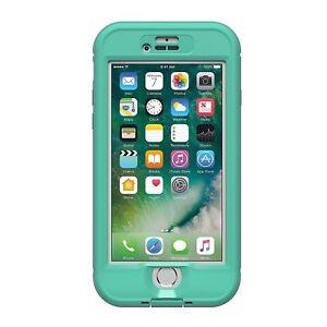 Brand New LifeProof Nuud Waterproof Case for iPhone 7 & 8 Mermaid Teal Sky Blue