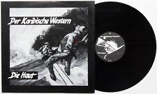 """Die Haut - Der Karibische Western 12"""" FIRST 1982 PRESS Nick Cave Birthday Party"""