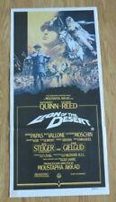 LION OF THE DESERT ORIGINAL 1980 CINEMA DAYBILL MOVIE FILM POSTER Anthony Quinn