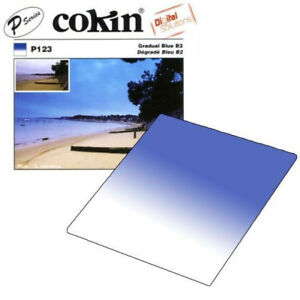 Cokin P123 Gradual Blue B2 ->Be Creative! -> Free US Shipping