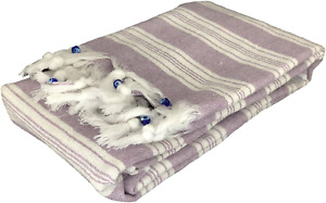 TURKISH TOWEL PESHTEMAL PESTEMAL %100 COTTON FOR BATH SPA GYM BEACH