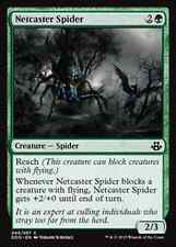Netcaster Spider   NM  x4  Duel Decks: Elspeth Vs. Kiora MTG Green Common