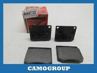 Pills Front Brake Pads Pad Saab 9000 MERCEDES 190 W201