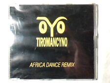 TIROMANCYNO Africa dance remix cd singolo PR0M0 TIROMANCINO