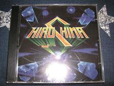 HIROSHIMA - Hiroshima (1989) SANGRE AZUL MANZANO NIAGARA VERY RARE CD!!! NEW!!!!