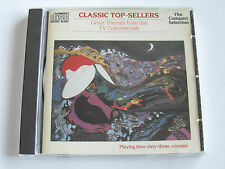Classic Top Sellers - Great Themes From The TV Commercials (CD Album) Very Good