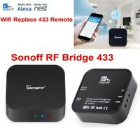 Sonoff RF Bridge 433 433mhz Wifi Remote Smart Switch DIY Timer Smart Home DC5V