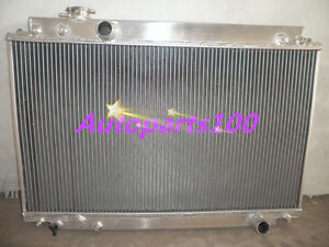 QLD GPI For TOYOTA SOARER JZZ31 RADIATOR LEXUS SC300 SC 300 Z30 1991-2000 MT