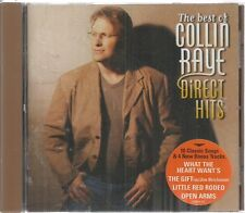The Best of Collin Raye: Direct Hits by Collin Raye (CD, Aug-1997, Epic (USA))