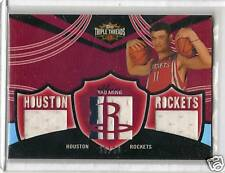07 Topps Triple Threads Yao Ming  36/36