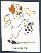 PANINI FUTBOL 93-94 SPANISH -#320-VALENCIA.C.F.-CARTOON DOG
