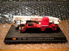 Del prado motores de fuego del mundo-España 1990 Liebherr LTM I040-3 código 101